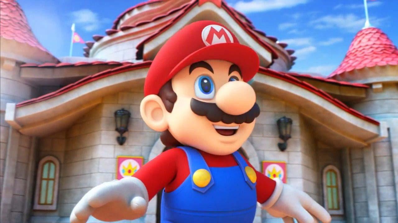 Mario CG