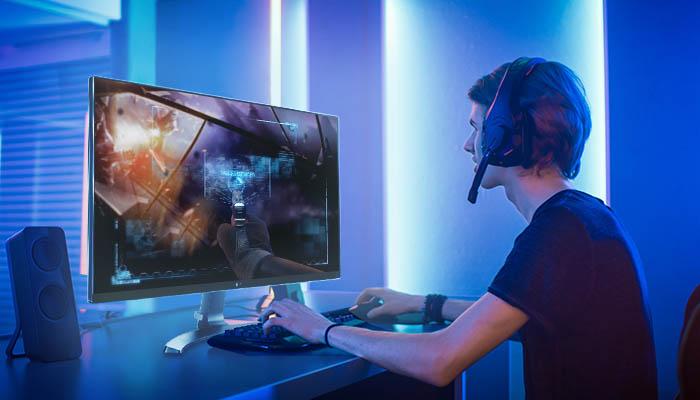 การเล่นเกมส์ออนไลน์ กับเด็กสมัยใหม่